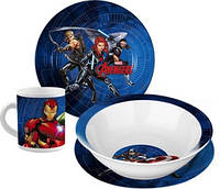 Керамический набор посуды для мальчиков Avengers от Disney