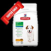 Сухой корм для собак Hill's Science Plan Canine Puppy Healthy Development Mini Chicken 7,5 кг