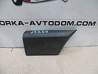 Молдинг накладка пластик крыла переднего правого VW Passat B3 (1988-1993) OE:357853518, фото 1