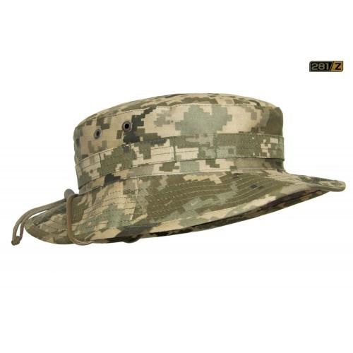 "Панама военная полевая ""MBH"" (Military Boonie Hat), [1331] Ukrainian Digital Camo (MM-14)"
