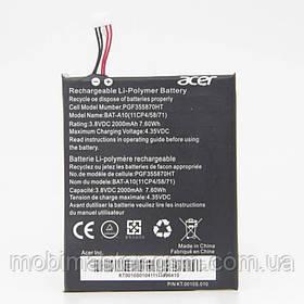 Аккумулятор Acer BAT-A10 Liquid Z5 Z150