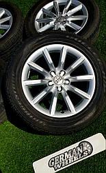 Оригинальные диски R17 Audi Q3