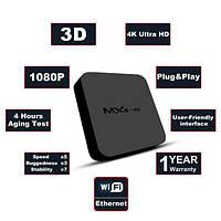 ТВ Приставка - MXQ 4K Rock Chip RK3229, фото 5