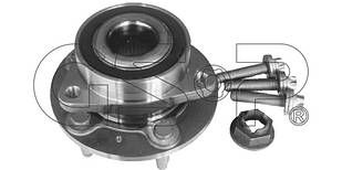 Подшипник ступицы GSP 9330019K Opel Astra J 2009-