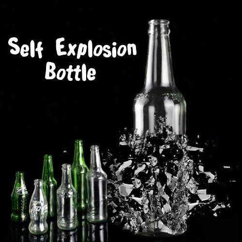 Реквізит для фокусів | Self Explosion Bottle