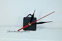 Часовой механизм для заготовок с стрелками 9,3 и 6,3 см.