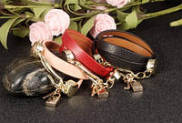 Женский кожаный браслет DeParis KEY & LOCK, фото 3