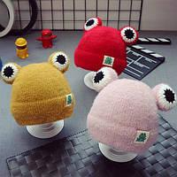 Теплая детская шапка, фото 1