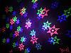 Лазер новогодний, рождественский с пультом ДУ, USB, фото 2