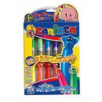 Набор детских фломастеров BABY-JUMBO торговой марки CARIOCA  42059