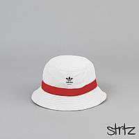 Молодёжная белая панама Adidas