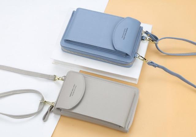 сумка кошелек для телефона Baellerry