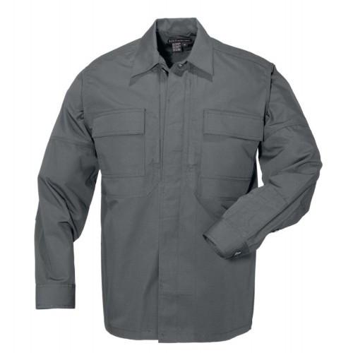 """Рубашка тактическая """"5.11 Taclite TDU Long Sleeve Shirt"""", [092] Storm"""