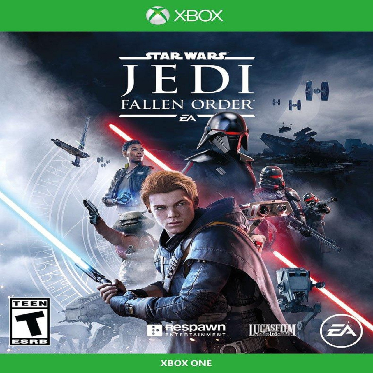 Star Wars Jedi: Fallen Order RUS Xbox One (NEW)