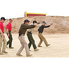 """Рубашка тактическая """"5.11 Tactical Shirt - Long Sleeve, Cotton"""", [019] Black, фото 4"""