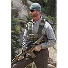 """Рубашка тактическая """"5.11 Tactical Shirt - Long Sleeve, Cotton"""", [019] Black, фото 6"""