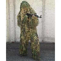 "Костюм маскировочный ""GHILLIE JACKAL JUNGLE CAMO"" CAMO SYSTEMS, [1237] JUNGLE CAMO"