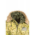 """Парка зимняя американская N3B """"Аляска"""" Crew, [1234] Камуфляж """"Жаба Полевая"""", фото 8"""