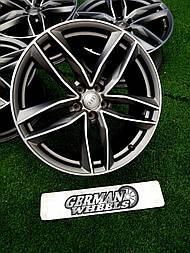 Оригинальные диски R20 Audi S6