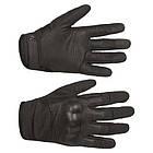 """Перчатки полевые стрелковые """"FFG-P"""" (Frogman field gloves with knuckles), [1149] Combat Black, фото 2"""