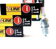 Свічки запалювання NGK V-Line 11 BCPR6E-11 Коиплект