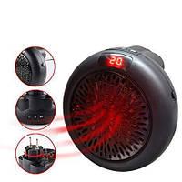 Тепловентилятор | Электрообогреватели | Портативный обогреватель Warm Air Blower 900 Watts с дисплеем +подарок