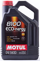Моторное масло Motul 8100 Eco-Nergy 5W-30 4L