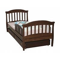 Кровать подростковая Верес Соня (цвет: орех)