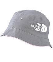 Панама The North Face, серая |  тнф, лето, как оригинал, фото 1