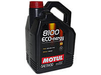 Моторное масло Motul 8100 Eco-Nergy 5W-30 5L