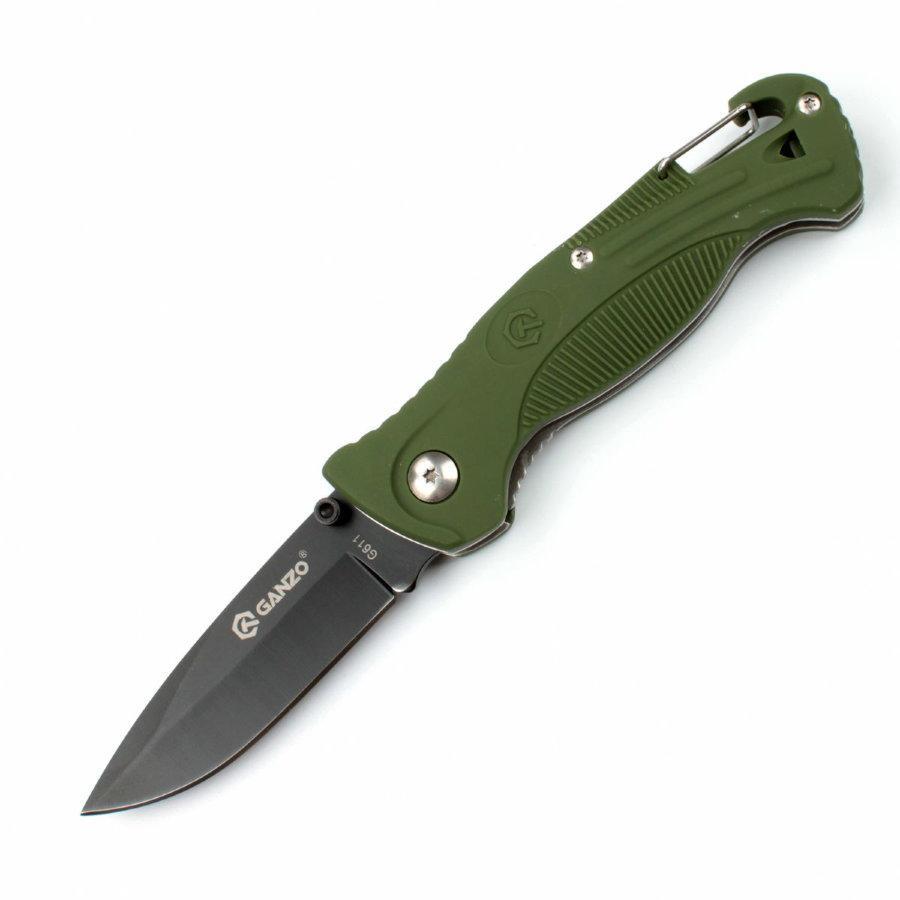 Ніж складний Ganzo G611 зелений