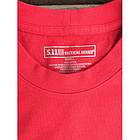 "Футболка с длинным рукавом ""5.11 LS T-SHIRT"", [477] Range Red, фото 4"
