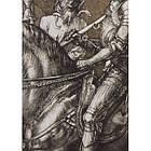 Футболка с рисунком «Рыцарь, смерть и дьявол», [1174] Coyote Brown, фото 5