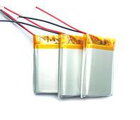Аккумулятор литий-полимерный 1800mAh 3.7V 103450, фото 3