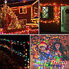 6M 8 Режимы Солнечная Powered 40 LED String Light На открытом воздухе Christmas Holiday Лампа - 1TopShop, фото 6