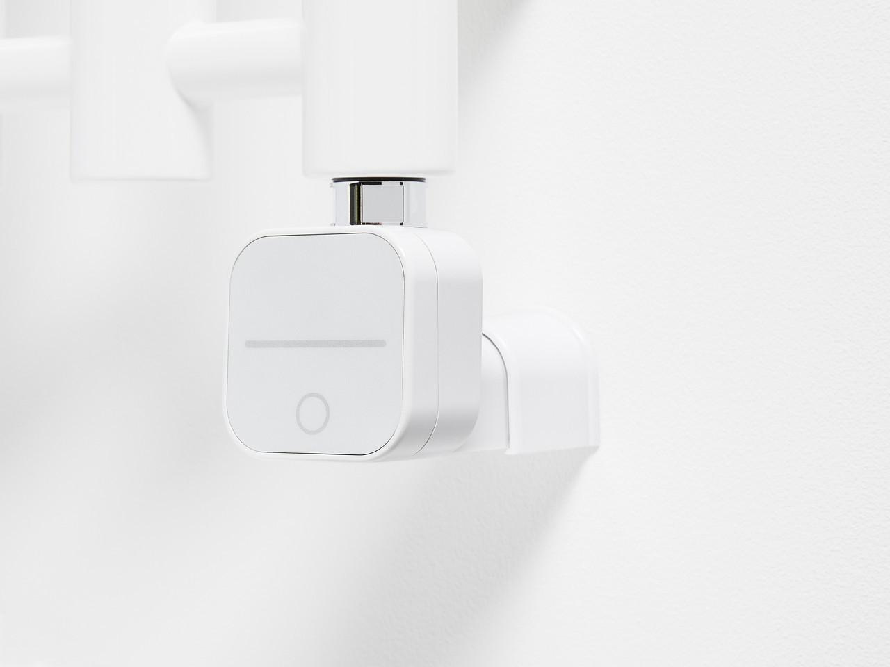 HeatQ NEX APP MS white: регулятор 30-60С +таймер до 8ч.+Bluetooth програматор 7ч c телефону +маскування шнура