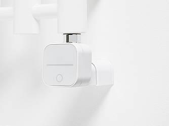 HeatQ NEX 1.0 MS white: регулятор 30-60С +таймер до 8ч.+Bluetooth программатор 7ч c телефона +маскировка шнура
