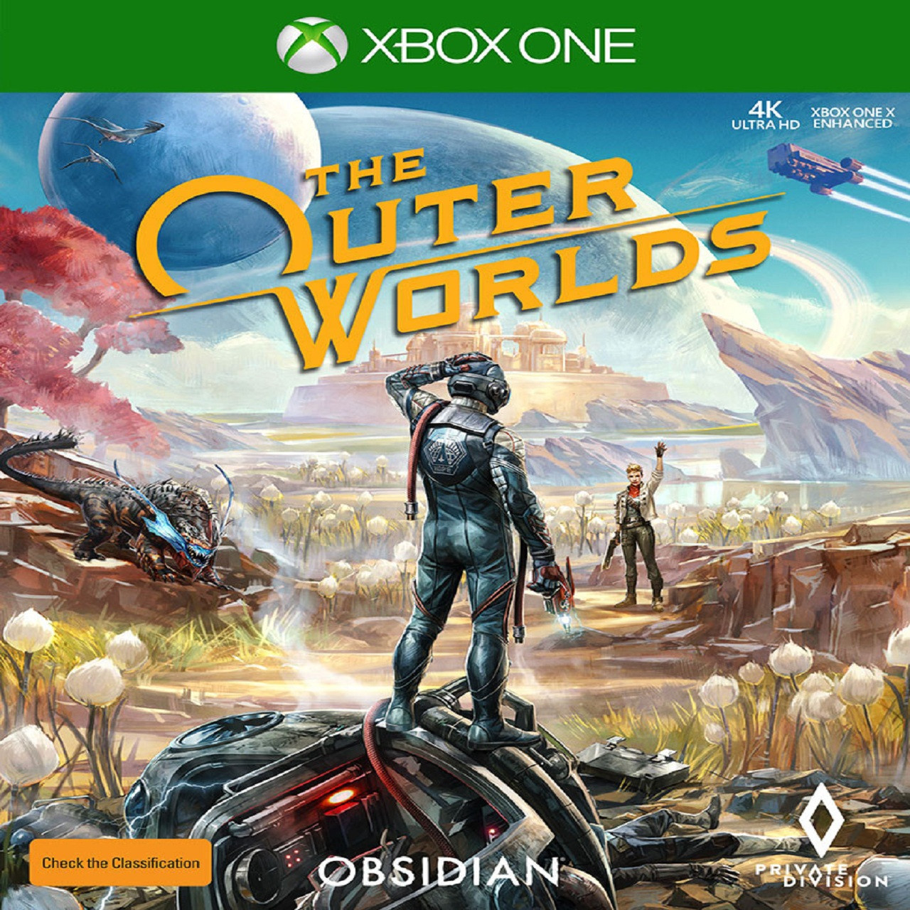 The Outer Worlds SUB Xbox One