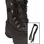 Шнурки обувные (180 см), полиэстер, [019] Black, фото 2