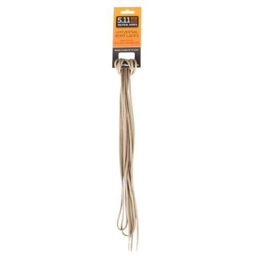 """Шнурки """"5.11 Tactical Replacement Shoelaces"""", [120] Coyote"""