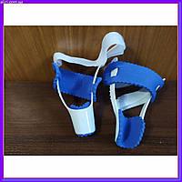 Ортопедическая накладка Вальгусная шина, фиксатор, на большой палец ноги, Бандаж Goodnight Bunion, фото 1