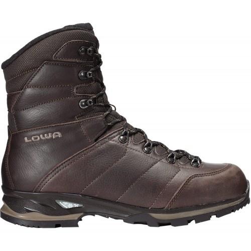 "Ботинки зимние ""LOWA Yukon Ice GTX Hi"", [112] Dark Brown"