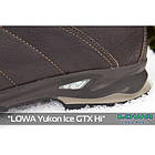 "Ботинки зимние ""LOWA Yukon Ice GTX Hi"", [112] Dark Brown, фото 3"