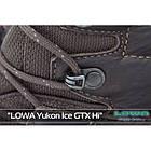 "Ботинки зимние ""LOWA Yukon Ice GTX Hi"", [112] Dark Brown, фото 8"