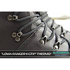 "Ботинки зимние ""LOWA RANGER GTX® THERMO"", [019] Black, фото 7"