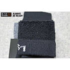 "Носки тактические ""5.11 Tactical Merino Wool Cold Weather OTC Sock"", [019] Black, фото 3"