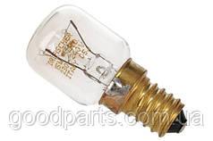 Универсальная лампочка 15W E14 к холодильнику Indesit C00006522