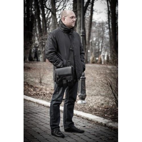 """Оперативная тактическая сумка """"9Tactical Casual Bag M"""", [019] Black"""