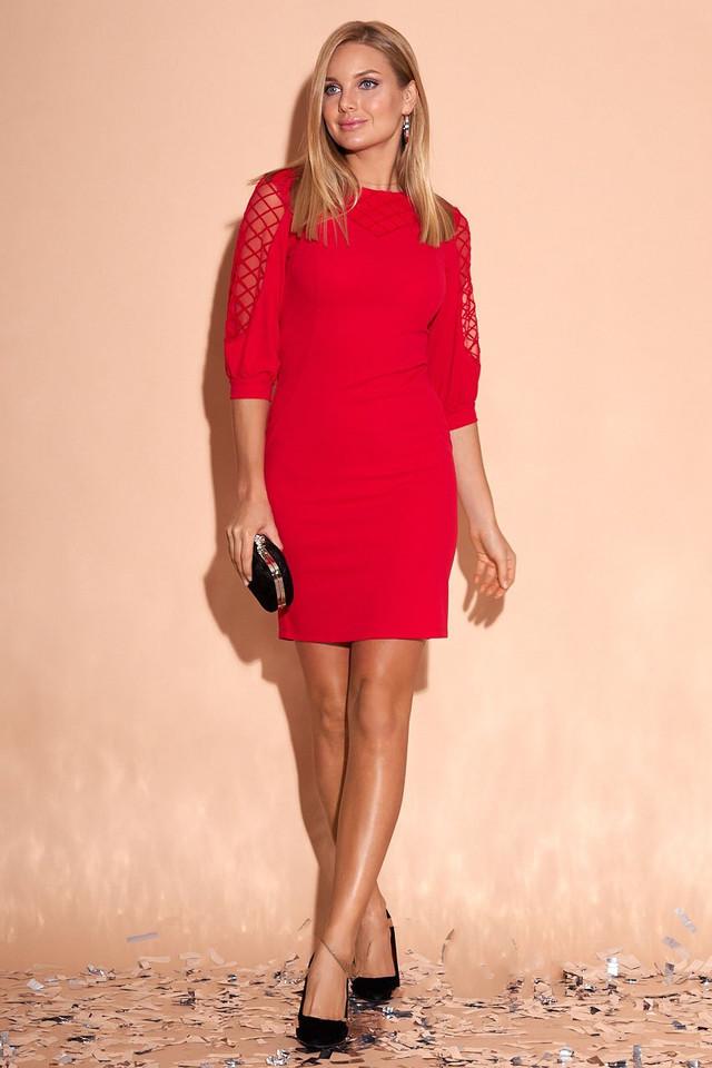 Фото Эффектного нарядного платья Мэри-1