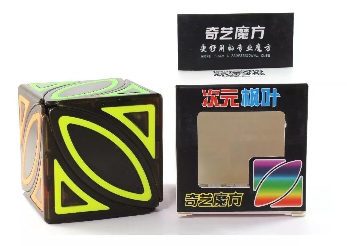 Ivy Cube Dimension QiYi MoFanGe (чорний)